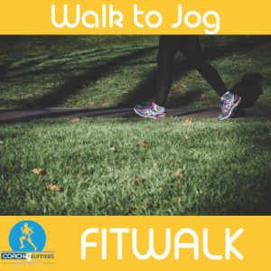 Walk to Jog - Fitwalk
