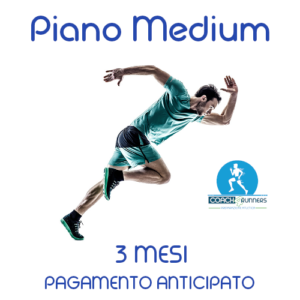 programma medium 3 mesi pagamento anticipato