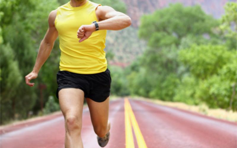 test atletici running